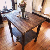 The Tall Table - Handmade in USA