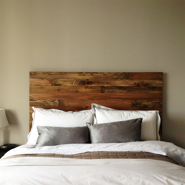 Cedar Barn Wood Style Headboard Handmade In Usa Urban