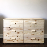 Beach House Dresser and Storage Chest - Rustic Modern