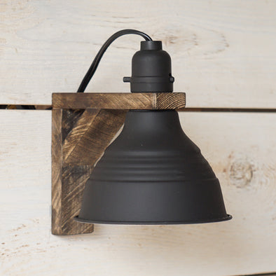 The MINERS LAMP - Rustic Modern Industrial Lighting - Handmade in USA