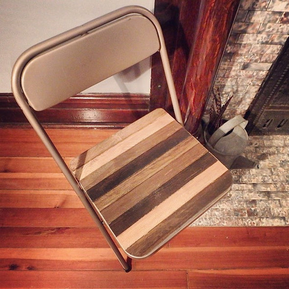 Shades of Grain Chair