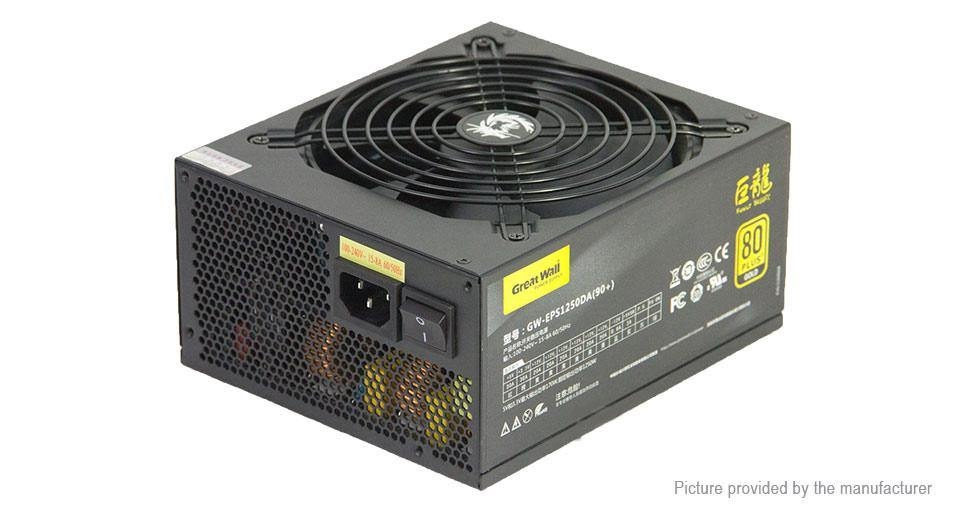 *NEW* Great Wall GW-EPS 1250DA Power Supply for Bitcoin Miner - Mining Heaven