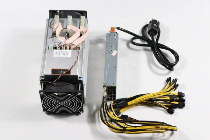 New Bitmain Asic Miner AntMiner V9 4TH/S Bitcoin Miner (with PSU) - Mining Heaven