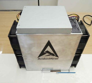 Avalon 1066 Pro 55Th/s SHA256 BTC/BCH Miner - Mining Heaven