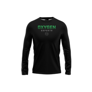 Oxygen Esports Long Sleeve Tee