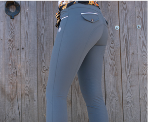 Bullet Knee Grip Breeches