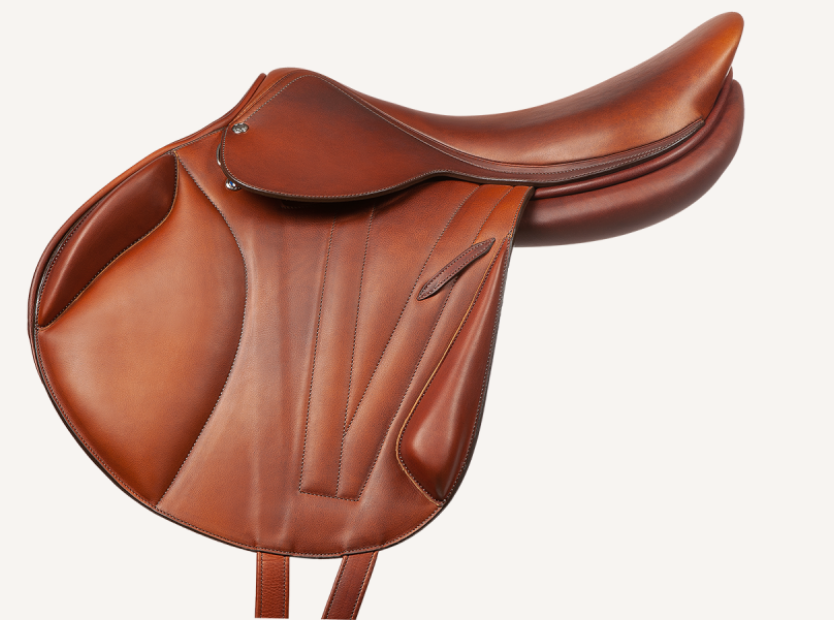 Butet Eventing Saddle-Gold