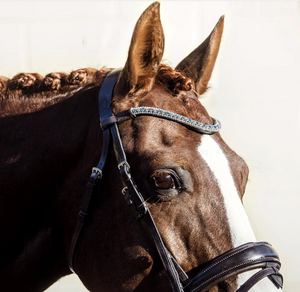 Lumiere 'Anastasia'-Brown (Convertible) Bridle