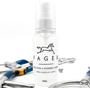 FAGER Friction and Rubbing Gel