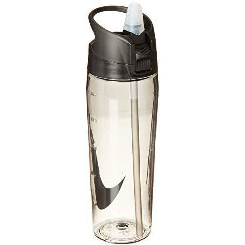 Nike Unisex's HYPERCHARGE Water Bottle, Anthracite/Anthracite/White, One size - Brand New