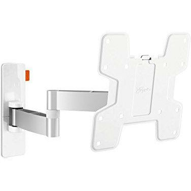 Vogel's WALL 3145 Full-Motion TV Wall Bracket for 19-43 Inch TVs, max. 33 lbs (15 kg), Swivels Up to 180º, Tiltable, TV Wall Mount, max. VESA 200x200, Universal Compatibility - Good