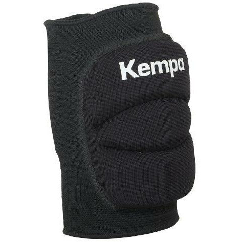 Kempa Men's Knee protector-200651001 Bandage, Black, L, Like New