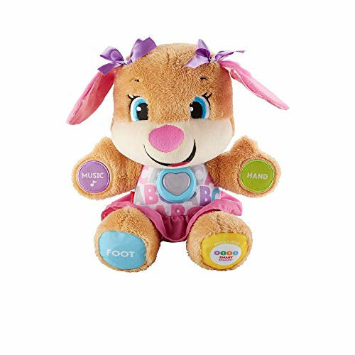 Fisher Price FPP51 Laugh and Learn Smart Stages First Words Sis, Like New