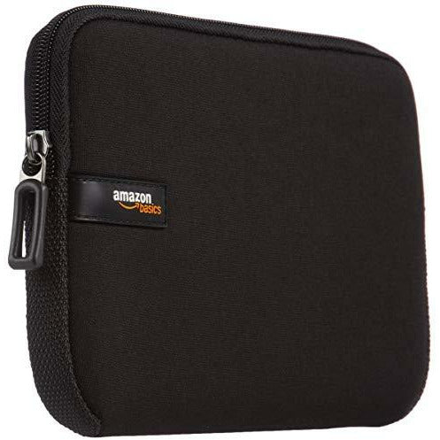 Amazon Basics 8-Inch Black Sleeve for iPad Mini / Samsung Galaxy Tablet, Very Good