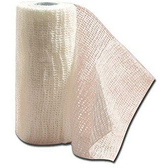 Previs - Previcoesiva, Elastic Cohesive Bandage, Size 4 m x 6 cm, Pack of 10 units., Like New