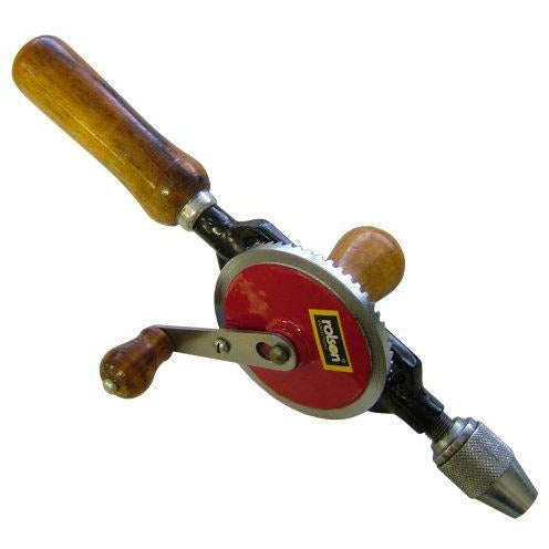 Rolson 48107 Hand Drill with Milling Cut - Very Good