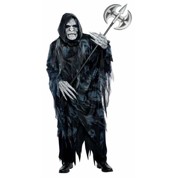 Amscan International Adults Soul Taker Ghoul Costume - Mens: Standard Size - Brand New