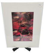 Load image into Gallery viewer, Tonic for the Soul, Matted Alcohol Ink Paintings