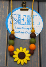 Load image into Gallery viewer, SEIC, Child Chew Therapy Necklaces (3-8 years)