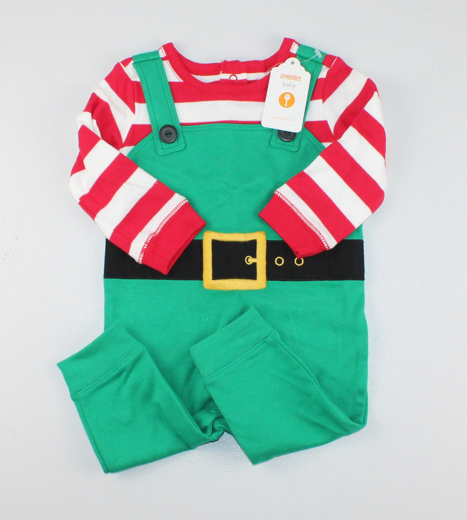 GYMBOREE ELF OUTFIT 3-6M NEW!