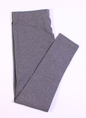 DANSKIN GREY LEGGINGS LADIES XL EUC
