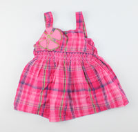 LITTLE TYKES PLAID TOP 18-24M VGUC