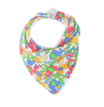 Load image into Gallery viewer, Lillabean, Size Adjustable Bandanna Bibs