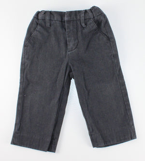 MEXX GREY PANTS 9-12M EUC
