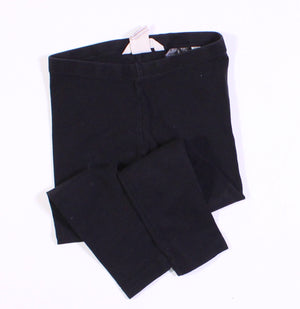 H&M BLACK LEGGINGS 2-3Y VGUC/EUC