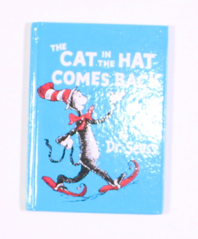 a1a3f961 THE CAT IN THE HAT COMES BACK SMALL HARDCOVER EUC - Betty's Consignment