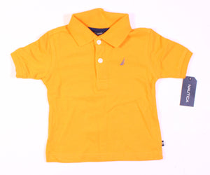 NAUTICA ORANGE SL TOP 24M NEW!
