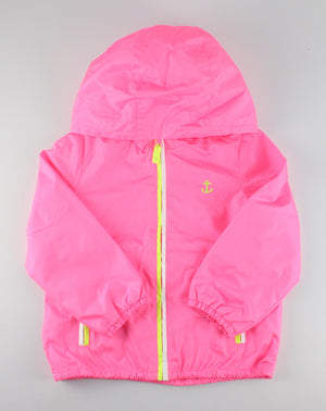 CARTERS PINK LINED SPRING/FALL COAT 3T EUC
