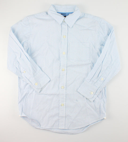 GAP BLUE LS TOP 6-7Y EUC