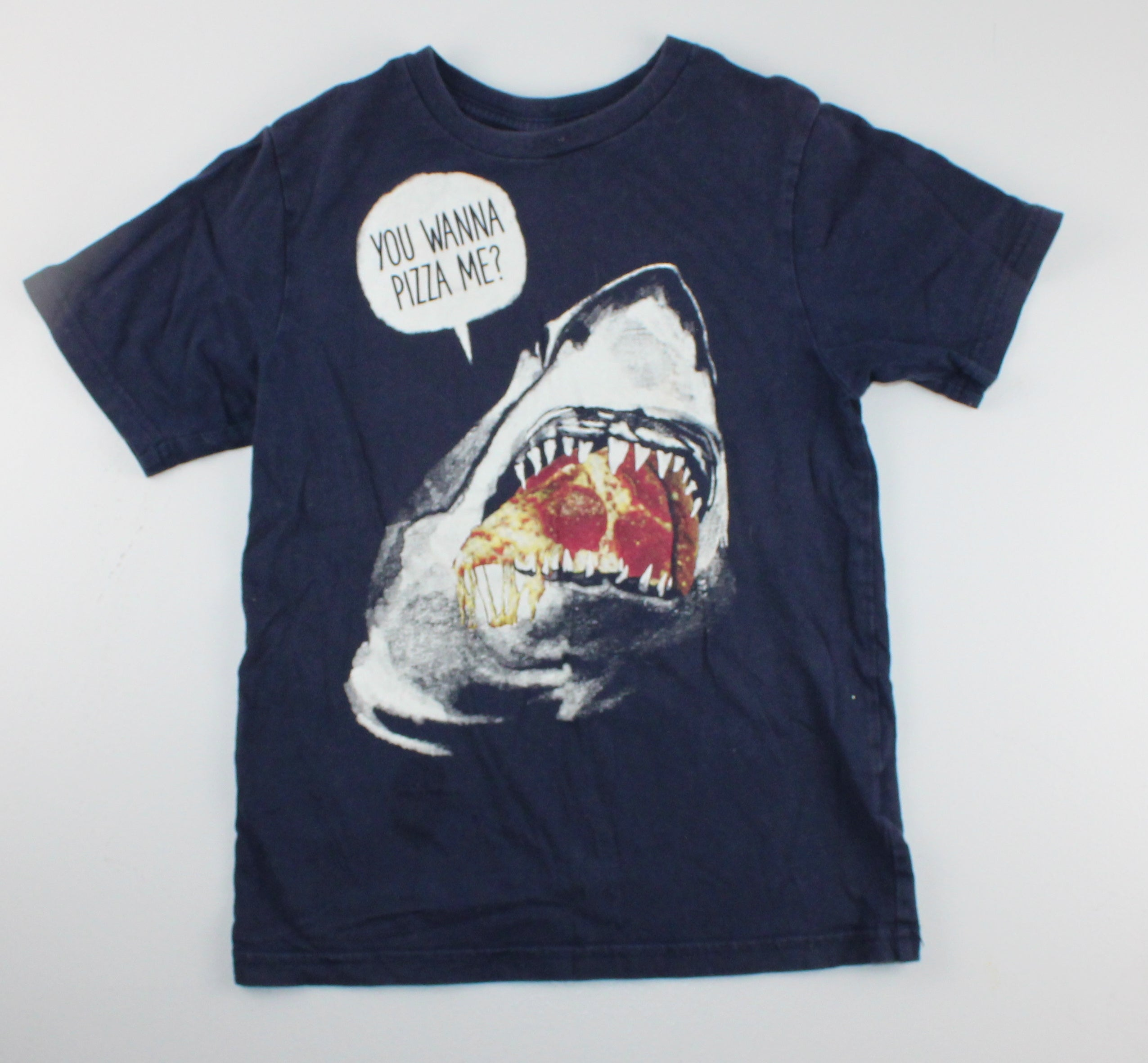 TCP SHARK TEE 5/6Y EUC