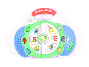 LEAP FROG PHONICS RADIO TOY VGUC