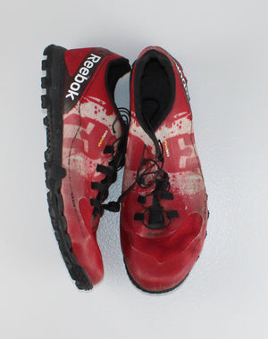 REEBOK CORDURA SHOES MENS 8.5 VGUC