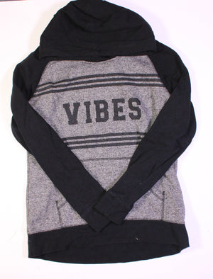 WAREHOUSE ONE VIBES SWEATER LADIES SMALL EUC