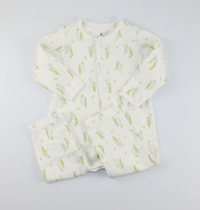 BABY GAP PEA OUTFIT 6-12M EUC