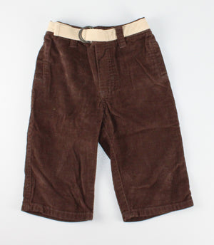 OLD NAVY CORDUROY PANTS 6-12M EUC