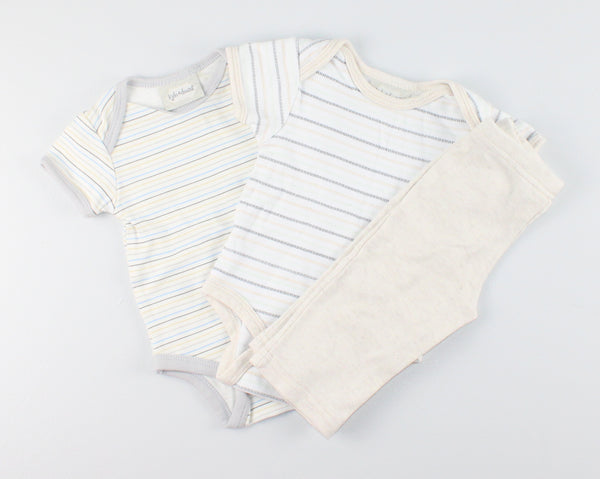 KYLE & DEEMA 3 PC SET 0-3M EUC