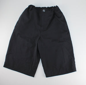 UNDER ARMOUR BLACK SHORTS YLARGE EUC