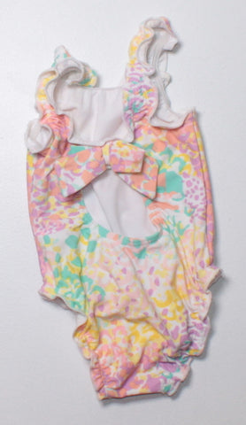 JOE FRESH PASTEL SWIMSUIT 3-6M EUC