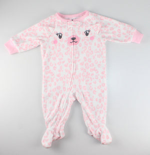 CARTERS FLEECE PJS 3M EUC