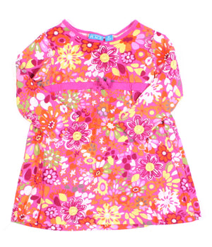 TCP FLORAL DRESS COTTON 3T VGUC