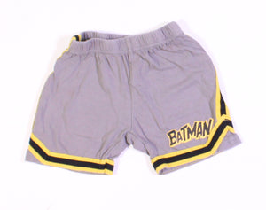 BATMAN COTTON SHORTS 6-12M VGUC