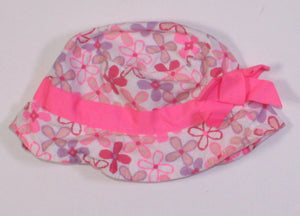 JOE FRESH FLORAL HAT 0-12M EUC