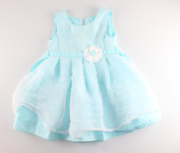JONA MICHELLE BLUE DRESS 3Y PC