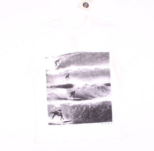 GEORGE WHITE SURF TEE 4-5Y NEW!
