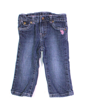 US POLO ASSN JEANS APPROX 2T VGUC