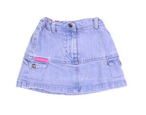 BUM DENIM SKIRT 2T VGUC
